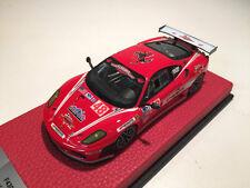 1/43 BBR Ferrari F430 GT 12H sebring 2008 Corsa motorsport #48 TEST