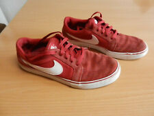 0f215bc479 Nike SB Satire II Leather Canvas Sneaker Schuhe 729809-611 Gr. 44 - UK