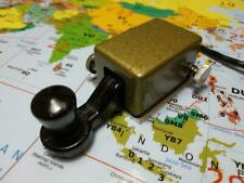 New Vintage Telegraph Morse Key Soviet Russian Miniature Military HAM Radio USSR