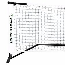 Pickle Gear Portable Pickleball Net Indoor/Outdoor