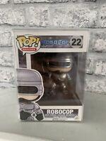 robocop funko pop vinyl 22 vaulted