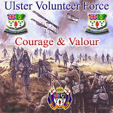 ** Courage & Valour **  U.V.F -  **NEW** - LOYALIST/ULSTER/ORANGE CD