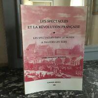 Catalogue Delle Libri I Occhiali E La Rivoluzione Francese Garnier. Associazione