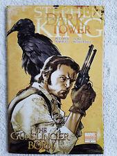 2007 Marvel Dark Tower:The Gunslinger Born Variant #2 2nd Print Stephen King VF+