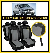 OPEL  ASTRA H 2004 - 2009 FULLY TAILORED SEAT COVERS  full set LEATHERETTE