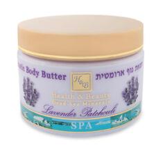 Aromatic Body Butter Lavender H&B Dead Sea Minerals 350 Ml