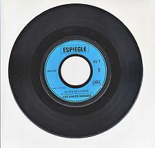 """LES SALES GOSSES Vinyle 45T 7"""" LA FETE DE LA BIERE - ONE MAN CHOU -ESPIEGLE RARE"""