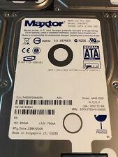 Maxtor 7H500F0 500GB 7200RPM 16MB SATA Hard Drive ***5-PACK***