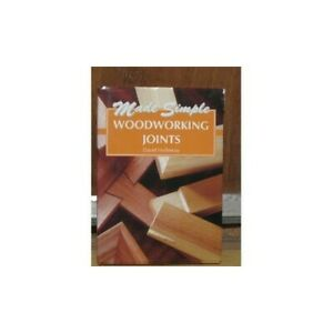 Woodworking Joints (Made Simple) by David Holloway Paperback Book The Cheap Fast