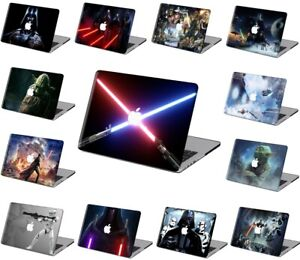 Star wars Rubberized Hard Laptop Case Cover For New Macbook Pro Air 11 13 15 16