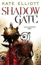 Shadow Gate: Book Two of Crossroads, Elliott, Kate, Very Good Book