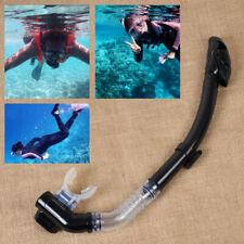 Dry Plus Schnorchel Silikon Mundstück DRY System Tauchen Schnorcheln Schwimmen