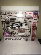 Transformers Netflix Siege War Cybertron Trilogy Ultra Magnus Brand New & Sealed