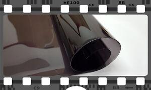 Renolit Cabrio Heckscheibe 1mm (Folie) PVC schwarz 60 x 137cm! TOP QUALITÄT!