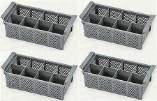 4 x Spülmaschinenkorb, Besteckkorb, Spülkorb für HOBART, MEIKO, WINTERHALTER -