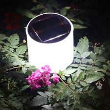 1x Outdoor Solar Waterproof Inflatable Folding Camping Light Lamp Lantern