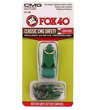 Fox40 Classic CMG Whistle Outdoors, Safety, Sports Green 9603-0608