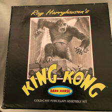 """KING KONG"" 1/48 Scale Cold-cast Porcelain Assembly Kit by DARK HORSE"