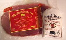 Nc Country Ham Center Cuts 1 Lb Pkg, Seasoning Cuts and Red Eye Gravy Mix
