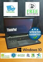 2014' LENOVO THINKPAD X1 CARBON GEN2 i5-4200U 1.6GHz 256SSD 4GB WINDOWS 10 PRO