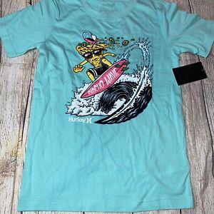 Hurley Youth Medium Large XL Nacho Surfer Tee Shirt NEW