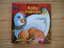 New Guess Who Baby Animals by Jodie Shepherd (2011 Board Book) Fold Down Flaps
