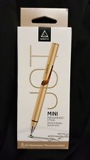 NEW Adonit Jot Mini Aluminum, Gold - Smartphone Tablet Device Supported