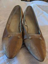 Vintage womens shoes Us 8 B/Aa Carol Brent