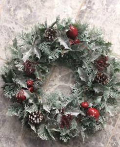 Xmas wreath xz SIZE