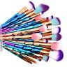 Professional Kabuki Makeup Brush Set Cosmetic Foundation Powder Brushes kit Tool