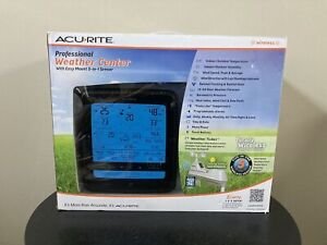 NEW Acurite Professional Weather Center
