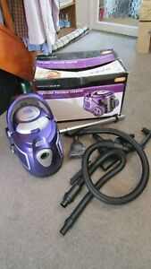Vax Cylinder Vacuum Cleaner Performance Reach V-091S - 2400 Watts