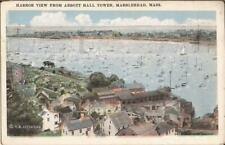Marblehead, MASSACHUSETTS - Harbor - sail boats