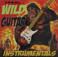 New: 1960'S WILD GUITAR INSTRUMENTALS (Various Artist) CD