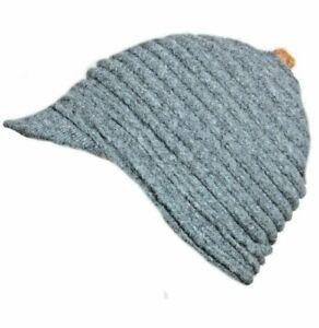 Gi 'N' Gi Women's Hat 20%Wool 30%Polyamide 50%Acrylic Made IN Italy