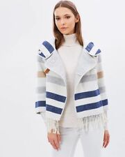 Winter Dry-clean Only Striped Coats & Jackets for Women