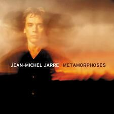 JEAN-MICHEL JARRE - METAMORPHOSES   CD NEW!