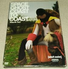 Space Ghost Coast to Coast - Vol. 2 (DVD, 2004, 2-Disc Set)