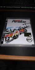 Burnout Paradise - PS3 PlayStation 3 ITA, Completo, ottimo