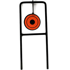 1 Airgun Resetting Target Carbon Steel Spinner Target f/ Pistol Rifle Handgun