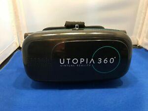 Virtual Reality Headset - Utopia 360 Degree's Retrak