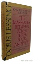Lessing, Doris THE MARRIAGES BETWEEN ZONES THREE, FOUR, AND FIVE  1st Edition 1s