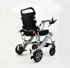 Innuovo - Lightweight Folding Electric Wheelchair- 42 lbs - 16 mile