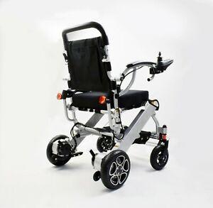 Innuovo N5513A - Lightweight Folding Electric Wheelchair- 42 lbs - 16 mile