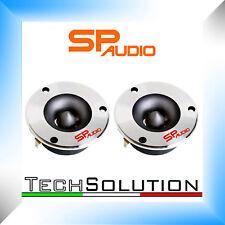 SP AUDIO SP-TW28 TWEETER 200 WATT Alta Efficienza SPL Coppia