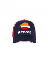 Repsol Honda Blue Snapback Trucker Hat Authentic licensed MotoGP