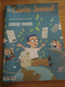 The Comics Journal #205 Adrian Tomine Frank Cho