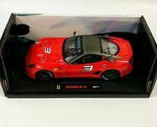 1/18 2009 Ferrari 599XX 1/18 Hot Wheels Elite #3 T6251