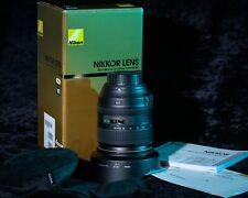 Nikon AF-S NIKKOR 24-120mm 1:4g ed VR – selezionate a mano, ottime condizioni