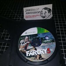 FAR CRY 3 XBOX 360 DISC ONLY [XBOX ONE COMPATIBLE GAME] ACTION ADVENTURE